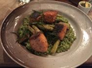 Dinner @ Kott Och Fiskbaren