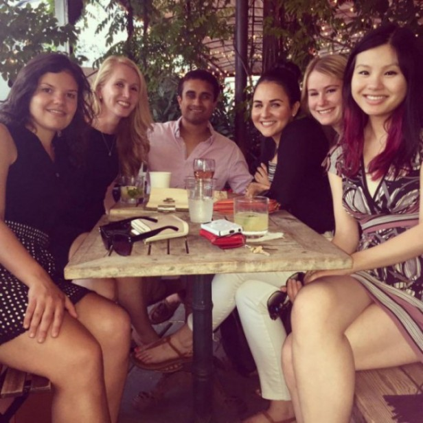 Gallow Green with some of the Cultural Sunday Crew