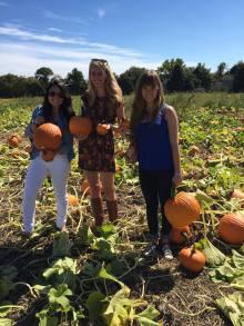 Cultural Sunday: Pumpkin Picking - Me Evelyn Alaina